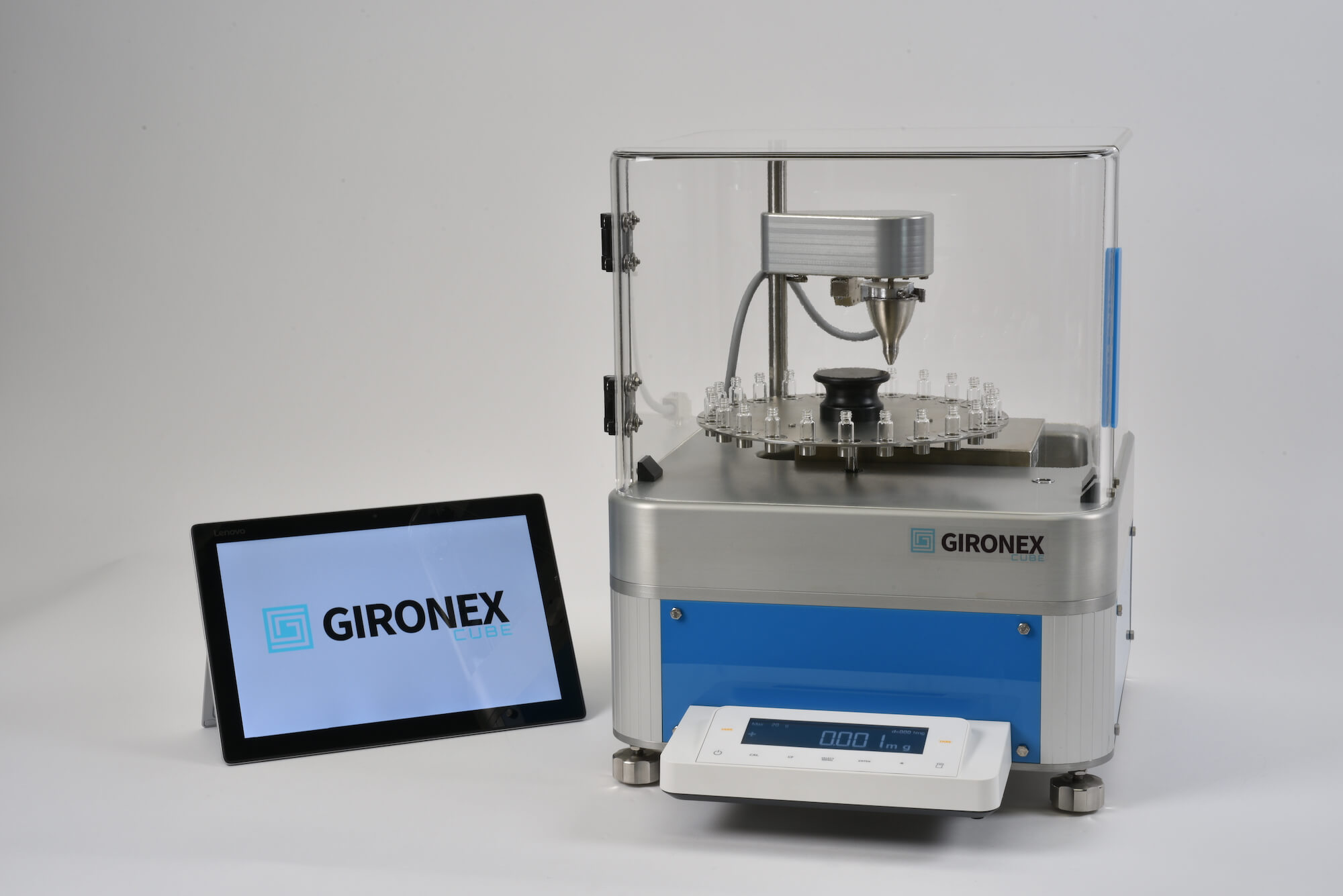 GiroNEX launches Cube Plus for use in early phase clinical trials manufacturing